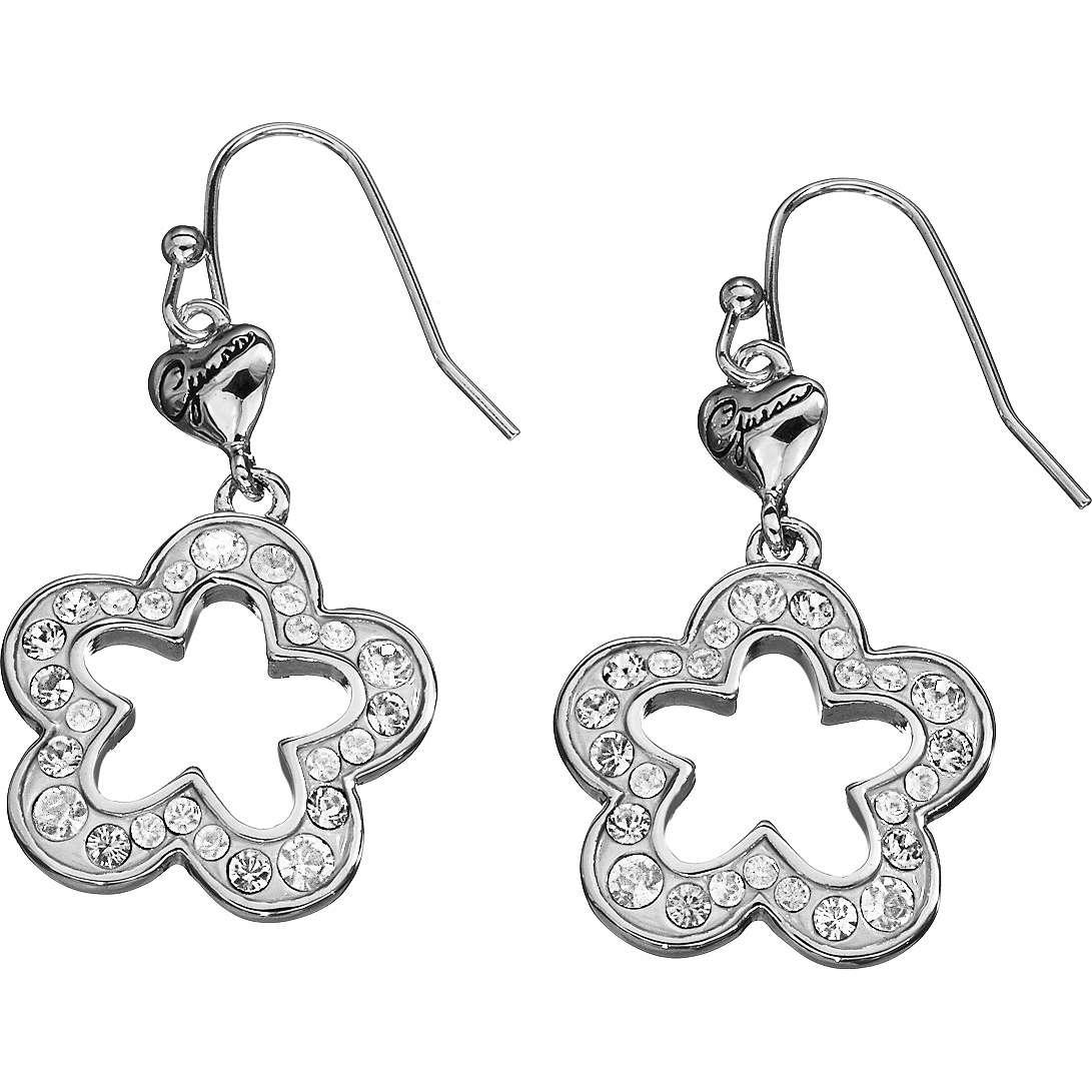 boucles d'oreille femme bijoux Guess UBE11216