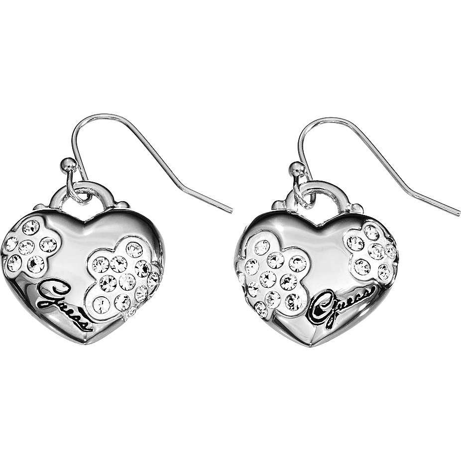 boucles d'oreille femme bijoux Guess UBE11224