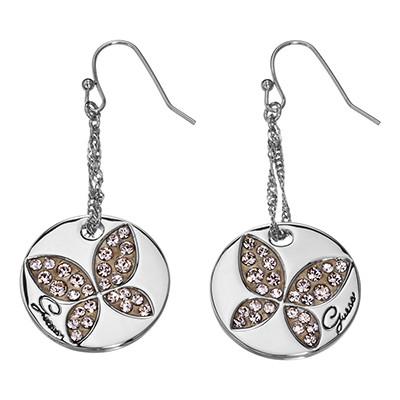 boucles d'oreille femme bijoux Guess UBE11303
