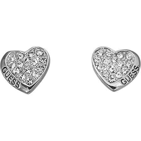 boucles d'oreille femme bijoux Guess UBE11410