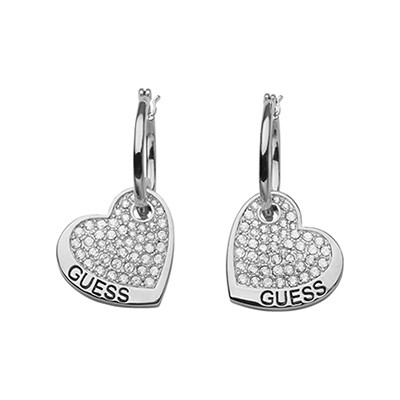 boucles d'oreille femme bijoux Guess UBE11416