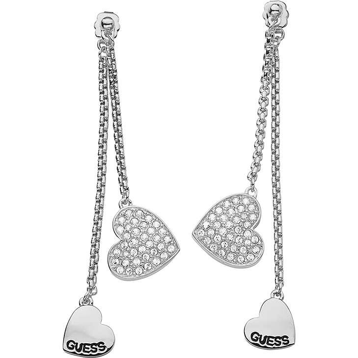 boucles d'oreille femme bijoux Guess UBE11419