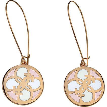 boucles d'oreille femme bijoux Guess UBE11450