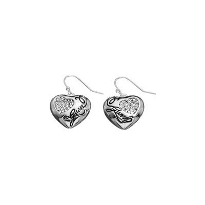 boucles d'oreille femme bijoux Guess UBE12015
