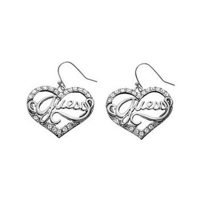 boucles d'oreille femme bijoux Guess UBE12901
