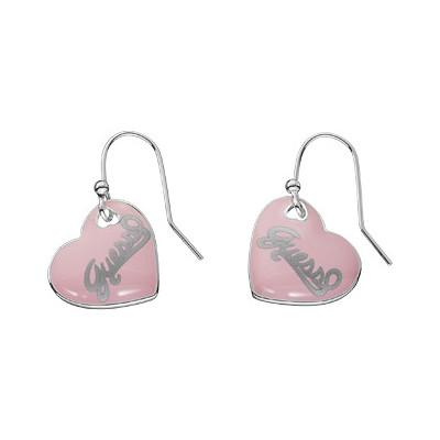boucles d'oreille femme bijoux Guess UBE21008