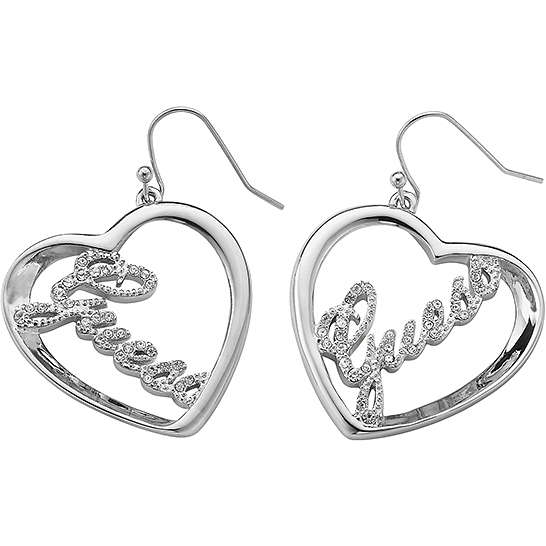 boucles d'oreille femme bijoux Guess UBE21201