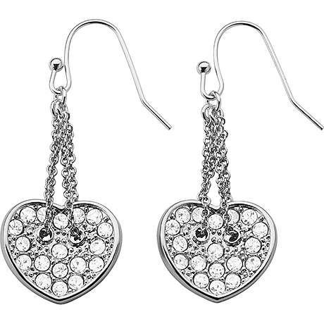 boucles d'oreille femme bijoux Guess UBE21301