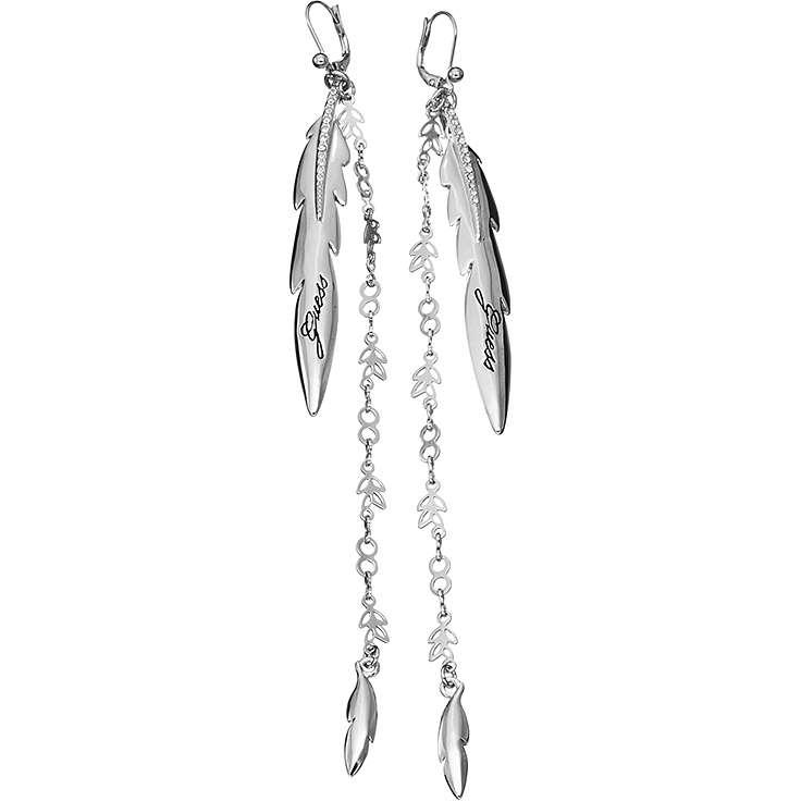 boucles d'oreille femme bijoux Guess UBE21315