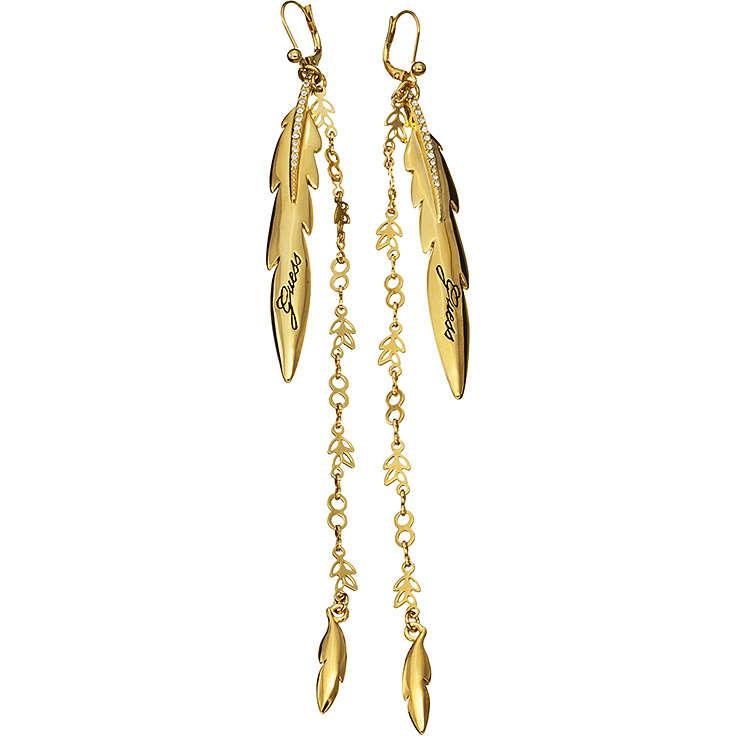 boucles d'oreille femme bijoux Guess UBE21316