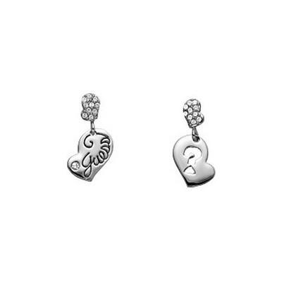 boucles d'oreille femme bijoux Guess UBE31007