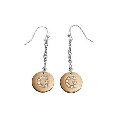 boucles d'oreille femme bijoux Guess UBE31012
