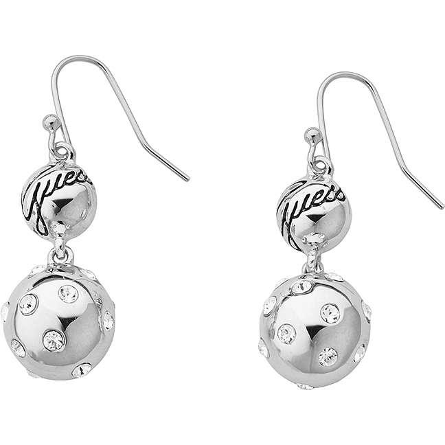 boucles d'oreille femme bijoux Guess UBE31307