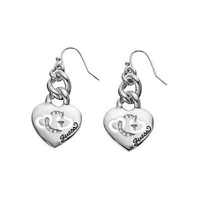 boucles d'oreille femme bijoux Guess UBE41003
