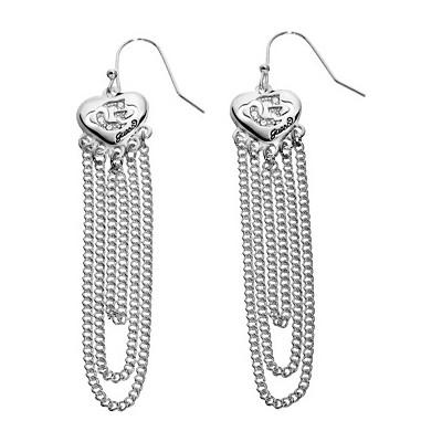 boucles d'oreille femme bijoux Guess UBE41006