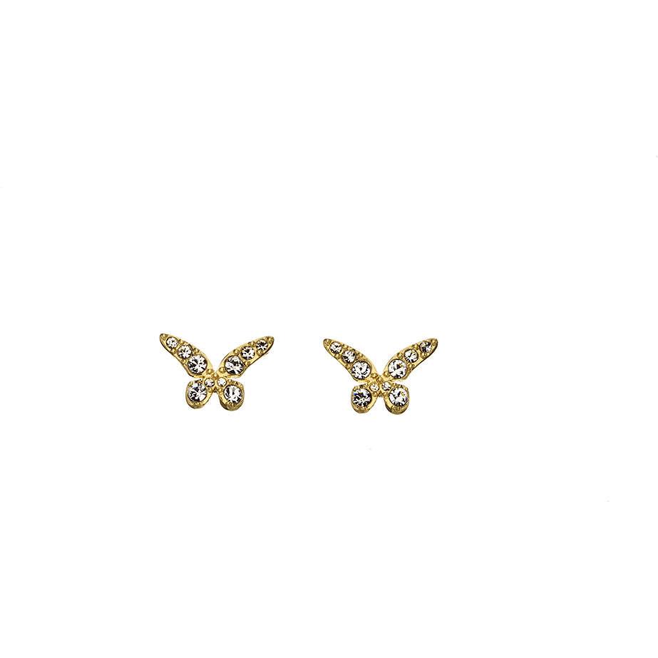 boucles d'oreille femme bijoux Guess UBE41302
