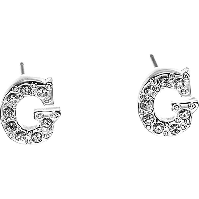 boucles d'oreille femme bijoux Guess UBE70711