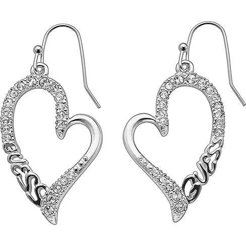 boucles d'oreille femme bijoux Guess UBE71233