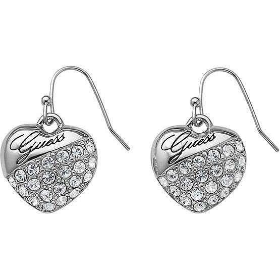 boucles d'oreille femme bijoux Guess UBE71239