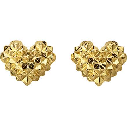 boucles d'oreille femme bijoux Guess UBE71245