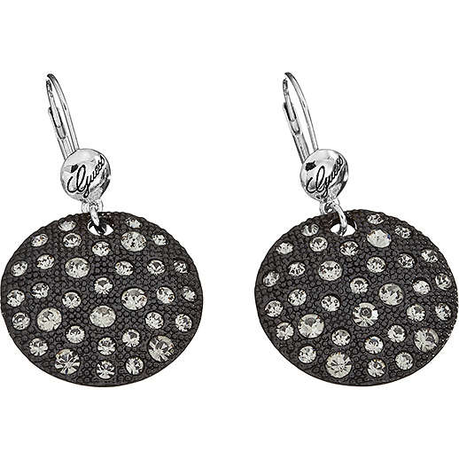 boucles d'oreille femme bijoux Guess UBE71255