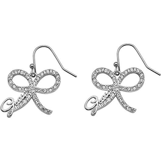boucles d'oreille femme bijoux Guess UBE71301