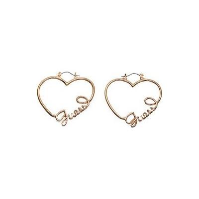 boucles d'oreille femme bijoux Guess UBE80930