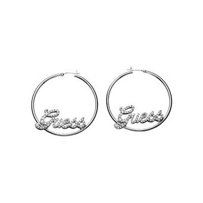 boucles d'oreille femme bijoux Guess UBE81001