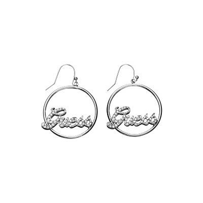 boucles d'oreille femme bijoux Guess UBE81004