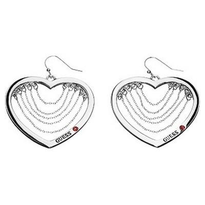 boucles d'oreille femme bijoux Guess UBE81007