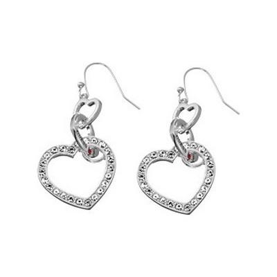 boucles d'oreille femme bijoux Guess UBE81011