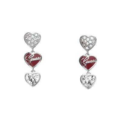 boucles d'oreille femme bijoux Guess UBE81027
