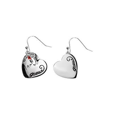 boucles d'oreille femme bijoux Guess UBE81036