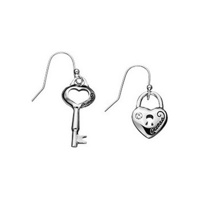 boucles d'oreille femme bijoux Guess UBE81070
