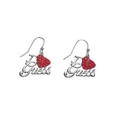 boucles d'oreille femme bijoux Guess UBE81072