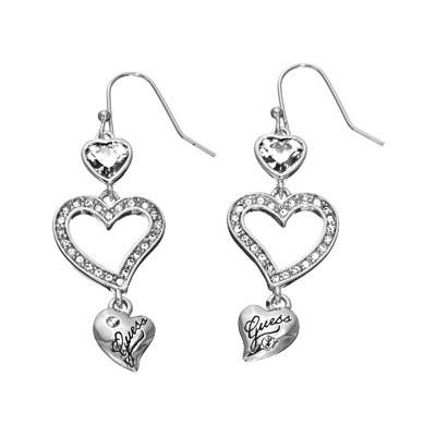 boucles d'oreille femme bijoux Guess UBE81109