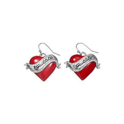 boucles d'oreille femme bijoux Guess UBE81111