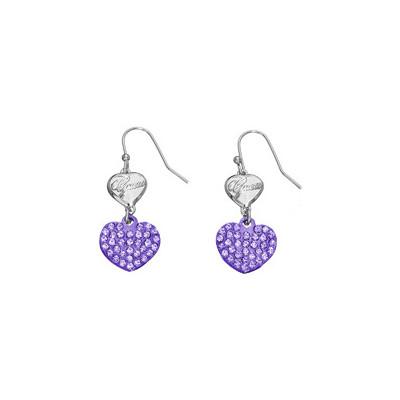 boucles d'oreille femme bijoux Guess UBE81117