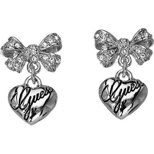 boucles d'oreille femme bijoux Guess UBE81134