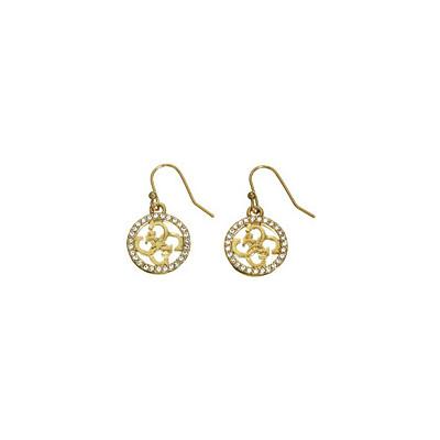 boucles d'oreille femme bijoux Guess UBE81144