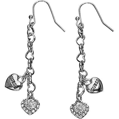 boucles d'oreille femme bijoux Guess UBE81149