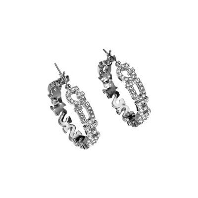 boucles d'oreille femme bijoux Guess UBE81152
