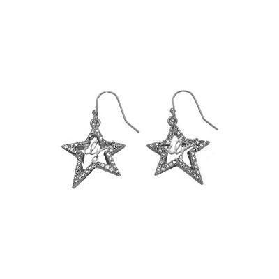 boucles d'oreille femme bijoux Guess UBE81155