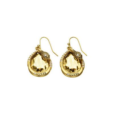 boucles d'oreille femme bijoux Guess UBE81166