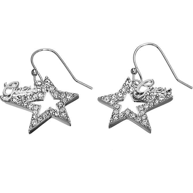 boucles d'oreille femme bijoux Guess UBE81301