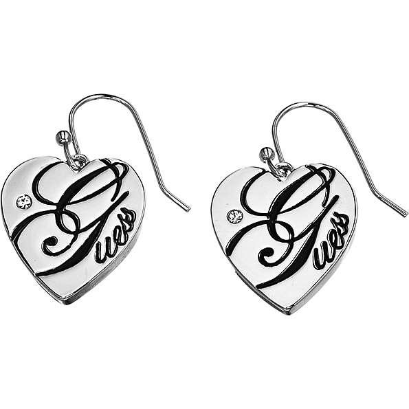 boucles d'oreille femme bijoux Guess UBE81309