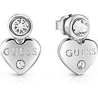 boucles d'oreille femme bijoux Guess UBE82001