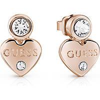 boucles d'oreille femme bijoux Guess UBE82003