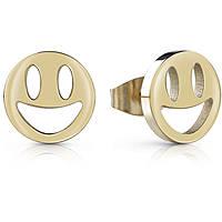boucles d'oreille femme bijoux Guess UBE85004