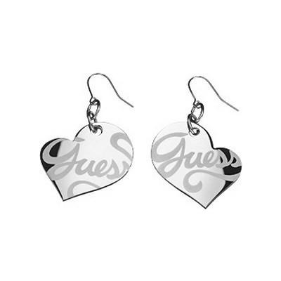 boucles d'oreille femme bijoux Guess USE11006